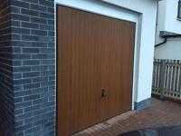 Modern Garage Door by Garador RRP £600