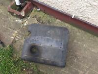 Vw polo 1.4 engine cover 9n3