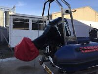 Mercury 200hp Saltwater Outboard