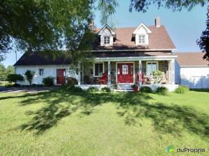499 000$ - Maison 2 étages à vendre à St-Cyprien-De-Napiervil