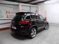 Volkswagen Tiguan R LINE TDI BLUEMOTION TECH 4MOTION DSG (black) 2013-09-06
