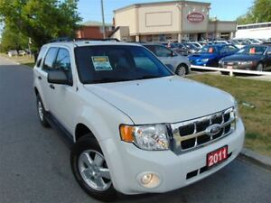 2011 Ford Escape XLT DUAL DVD