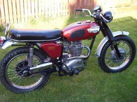 Triumph TR25W