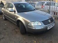 2004 vw passat 1.9 tdi auto dn only 99k mls 2 owners full vw hist two keys one off cond!!wowzer!!