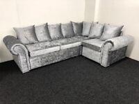 Cashmere corner sofa