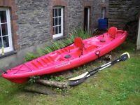 Sea Kayak Wilderness Tarpon 130T