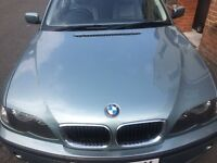 02 BMW E46 3 SERIES 318 ISE Saloon Breaking Spare parts Repairs Salvage FACELIFT