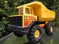 Tonka Turbo Diesel Dumper Truck - good condition