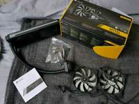 Corsair H115i AIO 280mm radiator