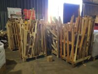 SCRAP WOOD, FIREWOOD, TIMBER, FREE FOR COLLECTION ONLY. GOOD QUALITY.