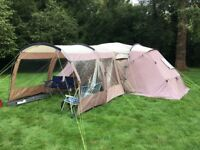 Outwell Michigan L 6 person tent