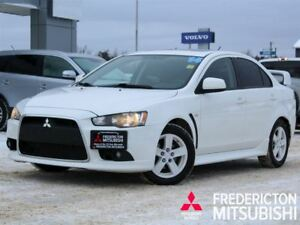 2014 Mitsubishi Lancer GT | LEATHER | SUNROOF | ROCKFORD FOSGATE
