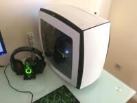 Full gaming set up