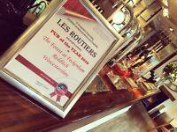 Award winning Gastro Pub in search of passionate Chef de Partie