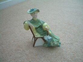 Doulton figurine - Ascot