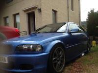 BMW E46 330ci *CLUBSPORT*
