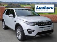 Land Rover Discovery Sport TD4 HSE (white) 2015-11-25