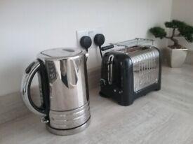 Dualit Toaster & Kettle