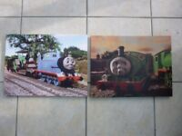 Thomas the Tank Engine canvas pictures