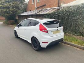 2011 FORD FIESTA 1.2 PETROL + ST REP + LOW MILEAGE + DELIVERY AVAILABLE + PX OFFERS 1.4 1.6 ZETEC