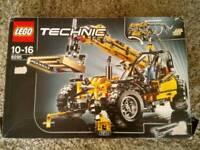 Lego Technic 8295 Telescopic Handler