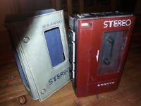 Sanyo Walkman M4440 Stereo Cassette Player