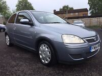 2004 VAUXHALL CORSA 1.2 DESIGN FULL SERVICE HISTORY +ONLY 91000 MILES+ 12 MONTHS MOT+TIMING CHANGED*