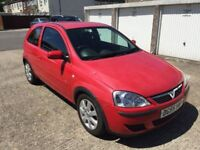 VAUXHALL CORSA 1.2 2005 / MANUAL / PETROL / 85000 MILES / LONG MOT TILL MAY 2019 /EXCELLENT CAR/£830