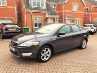 2011 FORD MONDEO ZETEC TDCI DIESEL, CRUISE, BLUETOOTH, PARKING SENSORS
