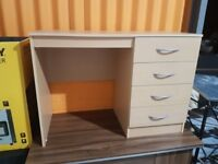 DESK WITH DRAWERS !!!