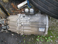 IVECO AUTO GEARBOX 6 AS 400 V ZF REF. NO. 132301600