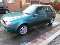 Ford Fiesta Freestyle 5dr. MOT until July, new clutch last year.