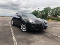 Alfa Romeo Giulietta 2.0 Diesel LUSSO/Satnav/Blue & Me