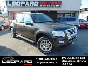 2007 Ford Explorer Sport Trac Limited,Leather,Sunroof,4X4*No Acc