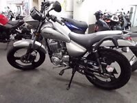 Zontes 125cc, Full MOT and serviced **RIDE AWAY TODAY**