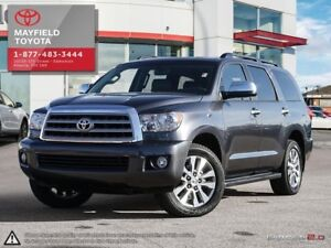 2017 Toyota Sequoia Limited 5.7L V8