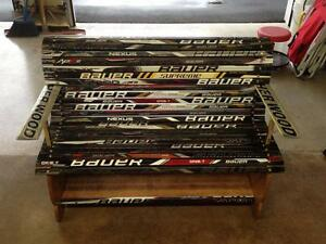 Hockey Bench (Man Cave)