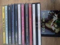 12 CD's
