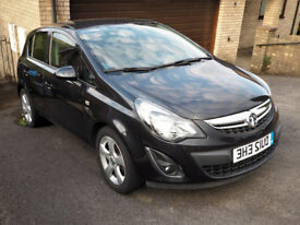 2012 VAUXHALL CORSA 1.2 (SXI Start Stop) Very low mileage!
