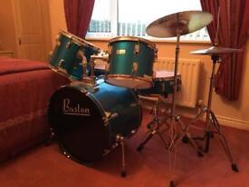 SOLD. Drum kit