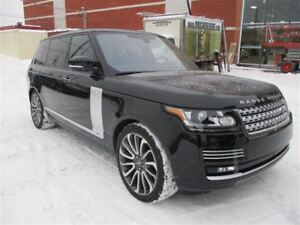 2017 Land Rover Range Rover 5.0L V8 Supercharged Autobiography n