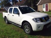 2012 Nissan Navara 3.0 V6 Outlaw, 28K MILES, FULL NISSAN SERVICE HISTORY, FULLY LOADED, PERFECT COND