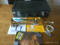 Trumpet yamaha ytr 4335 g made in Japan (1)