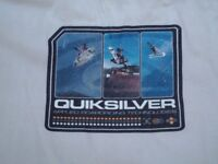 3 CLASSIC 1980s SURFING T-SHIRTS .