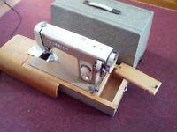 Harris working sewing machine