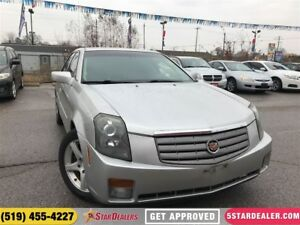 2006 Cadillac CTS 2.8L | LEATHER | HEATED SEATS