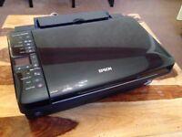 Epson SX425W All-in-One Inkjet Printer