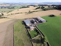 FARMHOUSE WITH OPTION OF STABLES AND GRAZING TO LET
