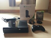 Xbox 360 - 250 GB - Great Condition + Games