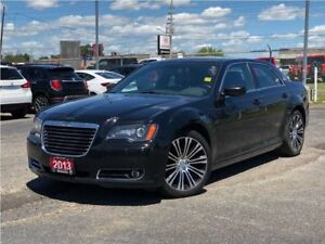 2013 Chrysler 300 S**LEATHER**SUNROOF**NAVIGATION**BACK UP CAM**